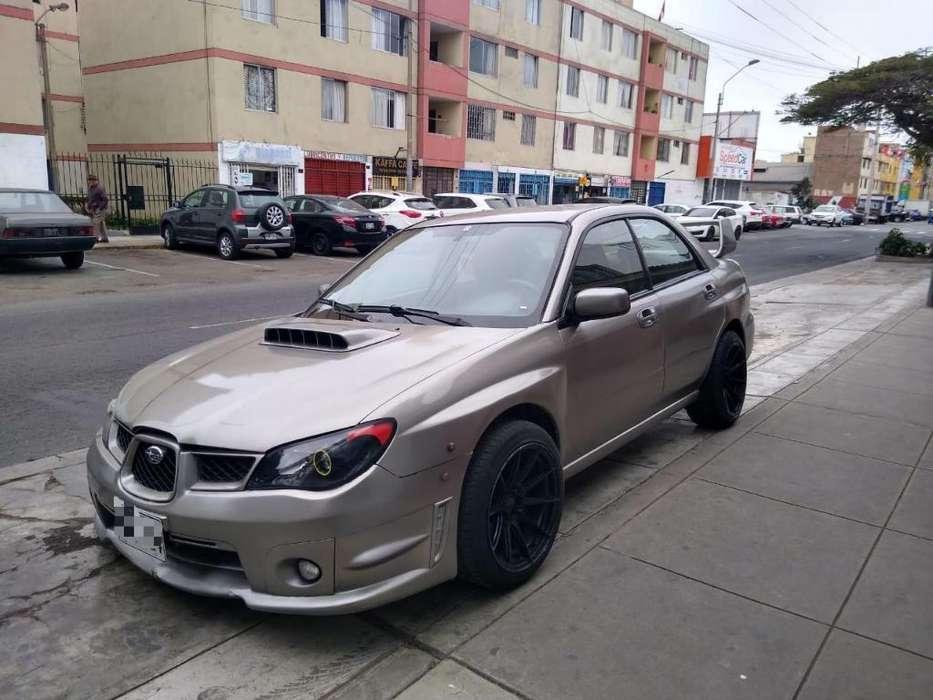 Subaru Impreza 2006 - 108000 km
