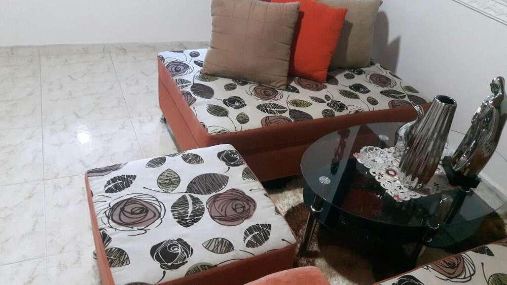 Vendo Juego de Muebles en Muybuen Estado