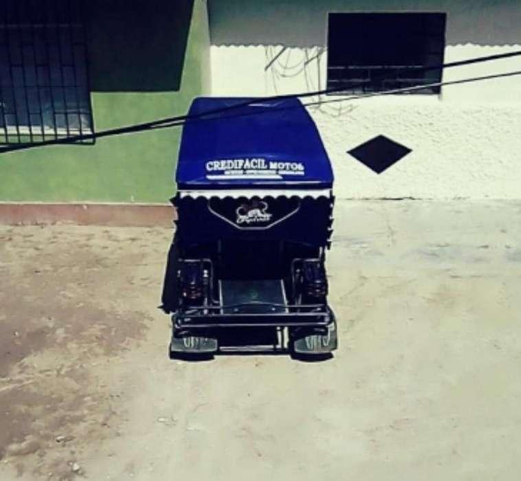 Vendo Mototaxi Semi <strong>nueva</strong>