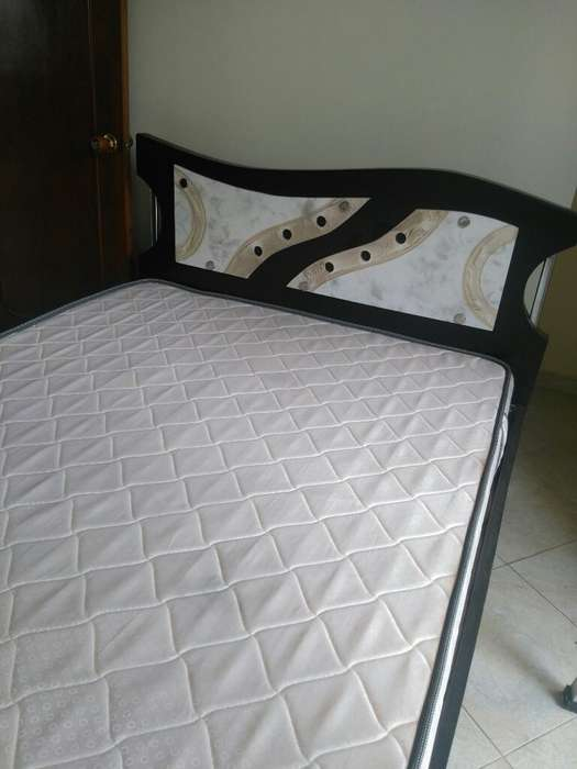 <strong>cama</strong> Doble 1.40 Mts