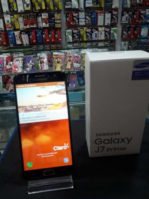Vendo Samsung J7 Prime 32gb