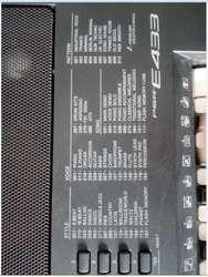 Vendo Teclado Yamaha Modelo Psr E433
