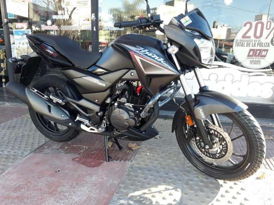 NUEVO HERO HUNK 200 R MOTOVEGA