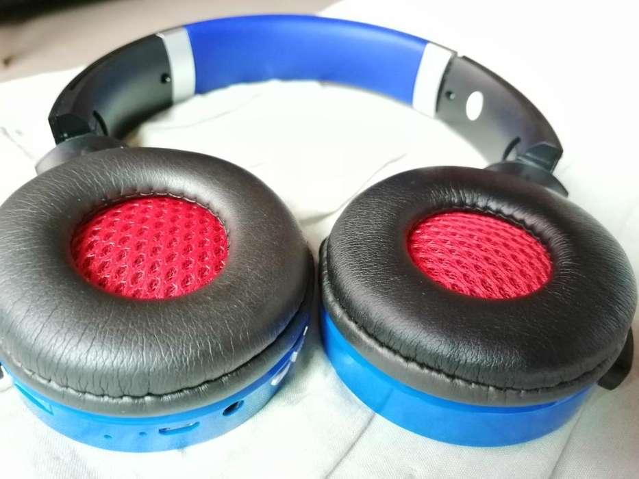 Audfonos Bluetooth