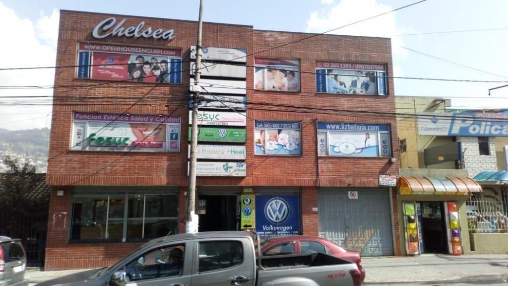 OFICINA EN RENTA SECTOR LA VILLA FLORA, ALONSO DE ANGULO, FRENTE CAMPO SANTO SANTA ROSA