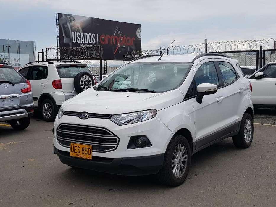 Ford Ecosport 2015 - 51570 km