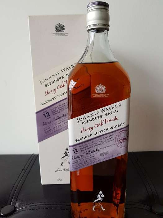 Jhonnie Walker Blended Whisky