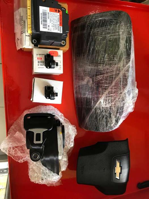 Airbags Chevrolet Dmax Kit