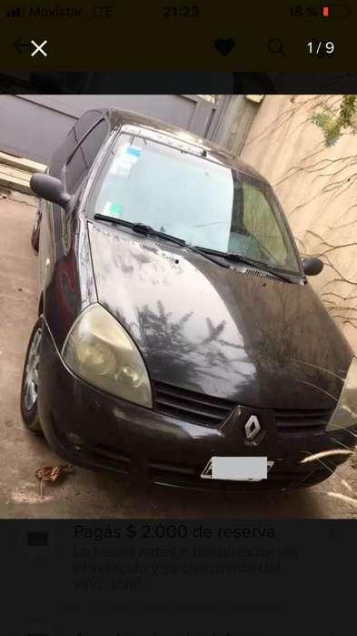 Renault Clio  2006 - 203000 km