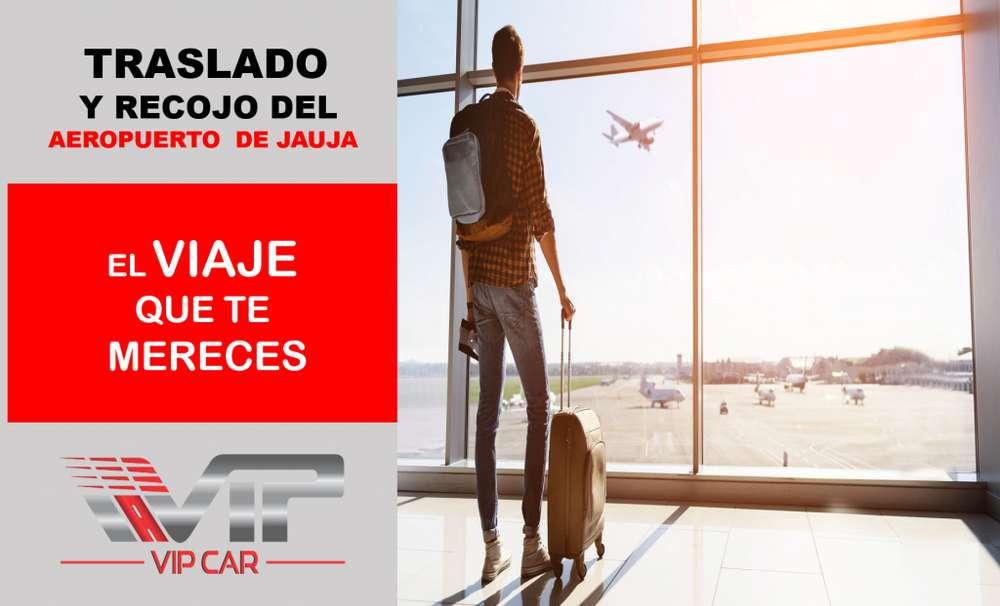 TAXI AL AEROPUERTO DE JAUJA-HUANCAYO/ALQUILER DE CAMIONETAS 4X4 HILUX/ CAMIONETA FORTUNER/VANS H1/ EN HUANCAYO