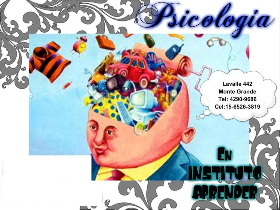 Clases particualares de Psicologia y sociologia