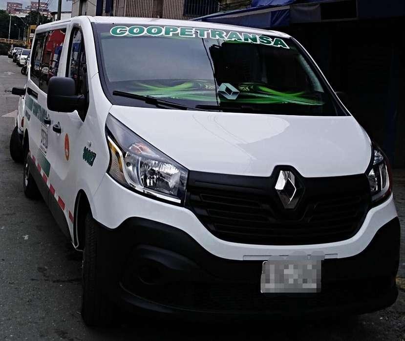 Renault Trafic 2019 Publica