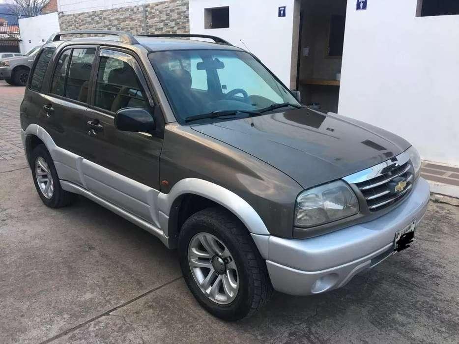 Chevrolet Grand Vitara 2004 - 230000 km