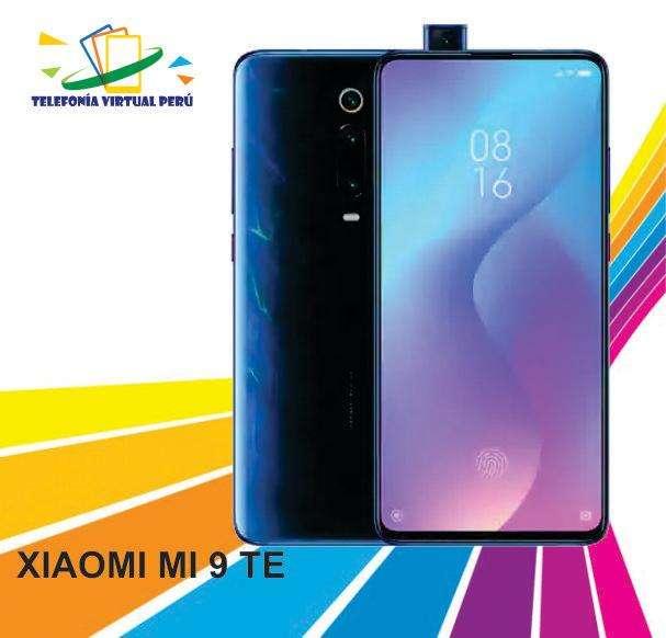 XIAOMI MI 9t 128GB/6RAM SOMOS TELEFONIA VIRTUAL PERU 964334420