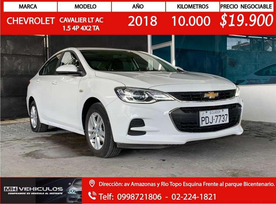 Chevrolet Otro 2018 - 10000 km