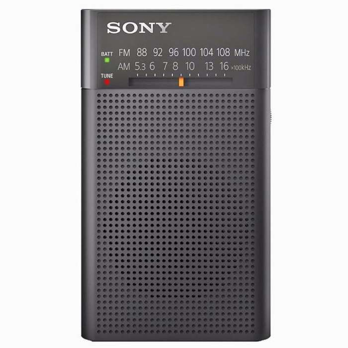 Radio Sony Icfp26 Original Altavoz Am/fm Antena Portátil