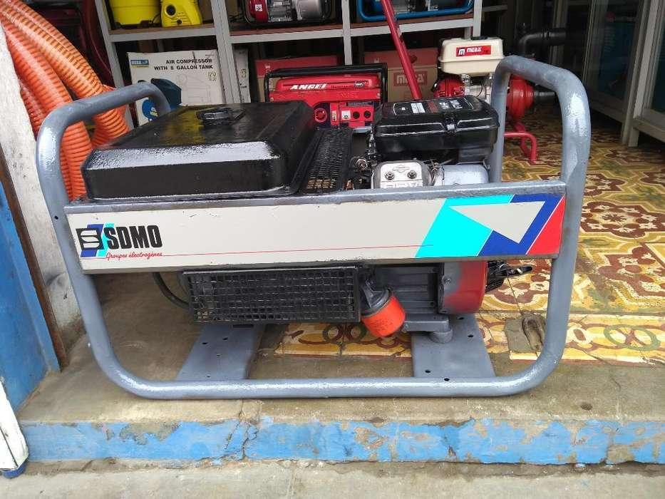 Vendo Generador Eléctrico
