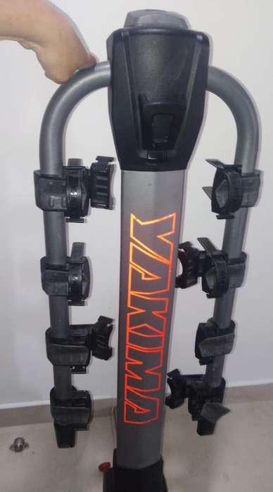 Porta Bicicletas Yakima 4 Puestos