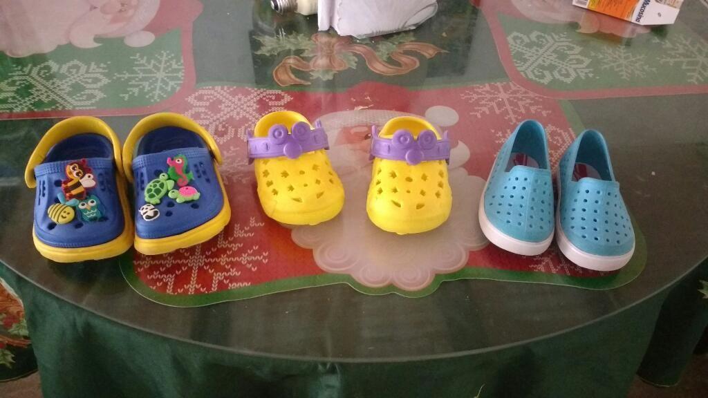 Zapatos de La 18 Y 19