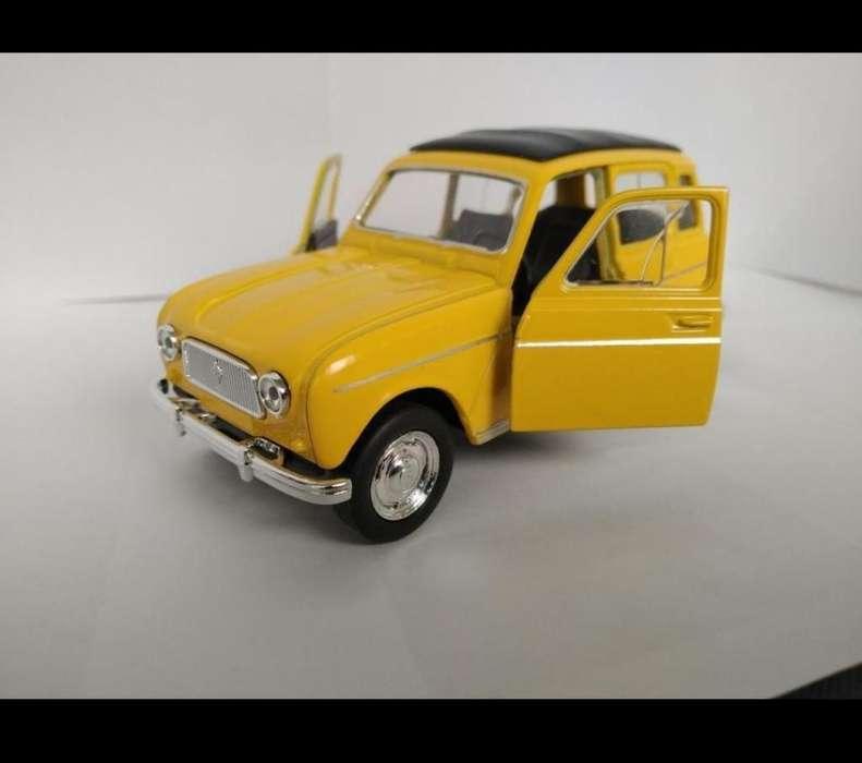 Renault 4 a Escala