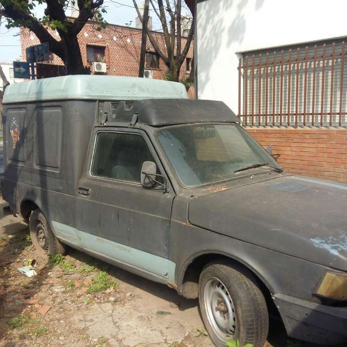 Fiat Fiorino 1992 - 1500 km