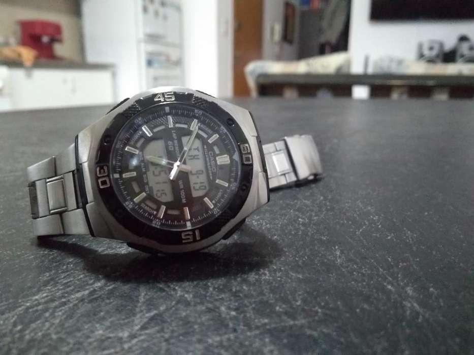 Reloj Casio Aq-164wd