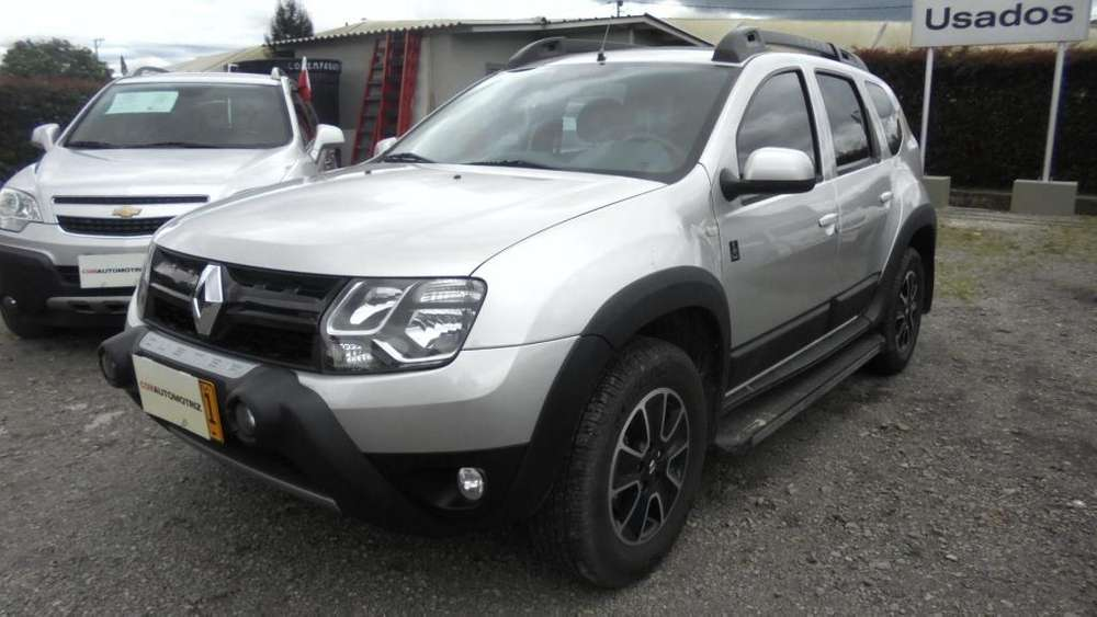 Renault Duster 2017 - 16500 km