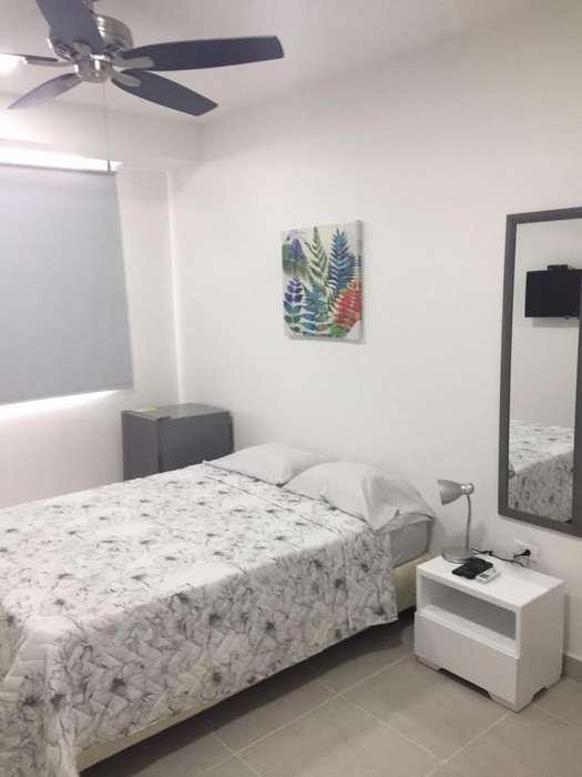 Arriendo apartaestudios y habitaciones amueblados en Bocagrande