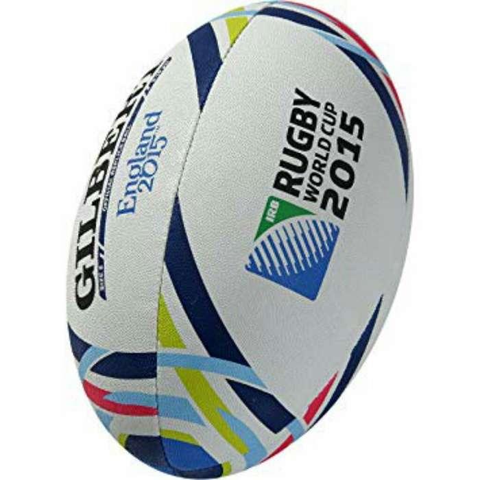 Vendo Pelotas de Rugby Del Mundial Mini