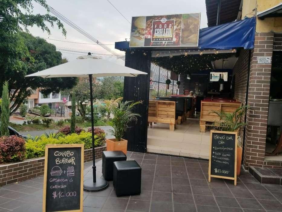Vendo Restaurante Bien Ubicado Cabañas