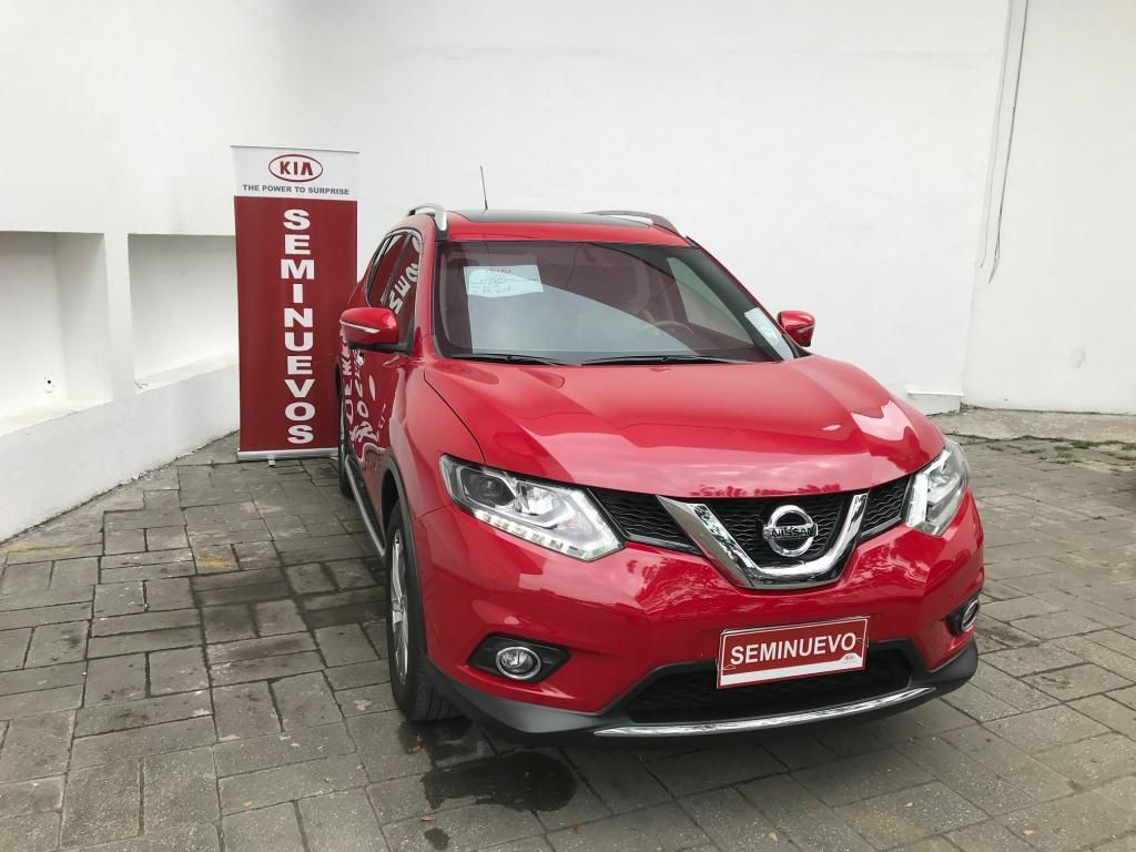 Nissan Xtrail Exclusive Cvt At 2017