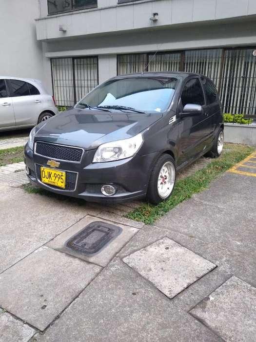 Chevrolet Aveo 2012 - 105000 km