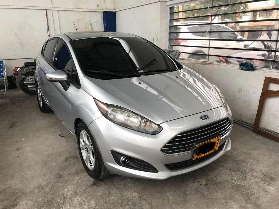 <strong>ford</strong> Fiesta  2015 - 89000 km