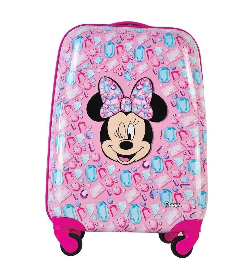 f357f944242 Maleta Infantil Minnie Mouse Niña Nueva Para Viaje - Medellín