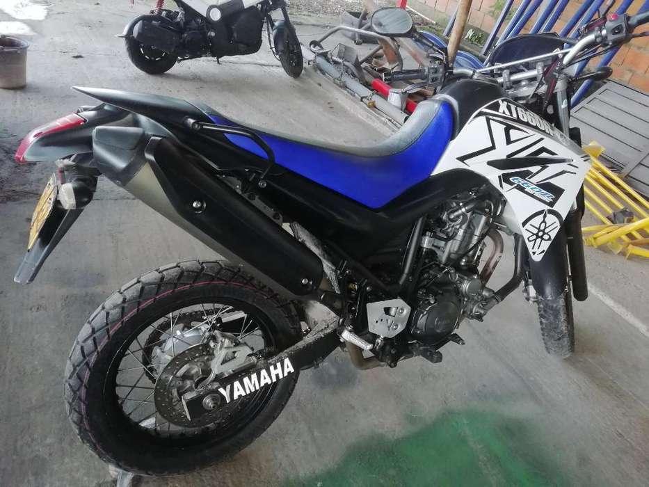 <strong>yamaha</strong> Xt 660 R