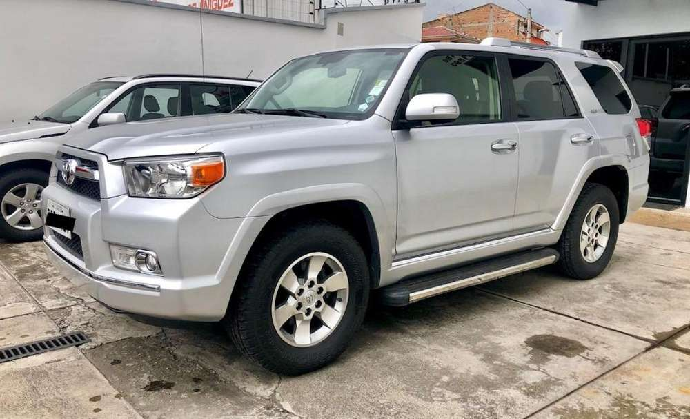 Toyota 4Runner 2013 - 60000 km