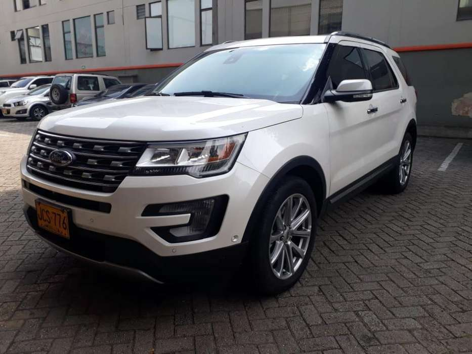 <strong>ford</strong> Explorer 2017 - 22000 km