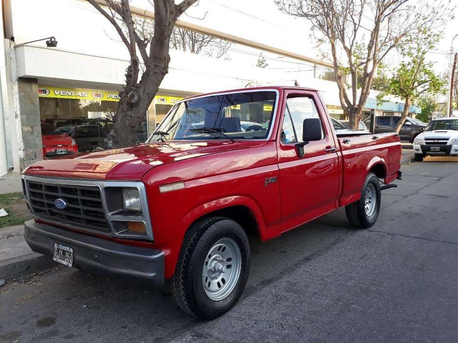 <strong>ford</strong> F-100 1987 - 23562 km
