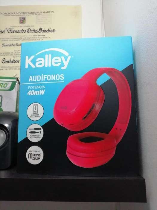 Audífonos Inalambricos Kalley