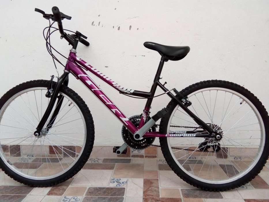 Bicicleta nueva con cambios