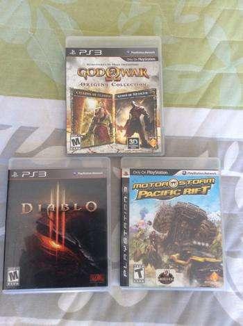 Juegos De PS3, ORIGINALES Play Station 3