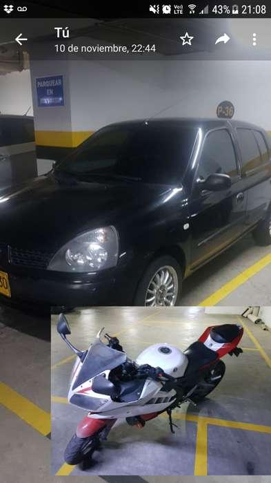 Renault Clio  2008 - 167000 km