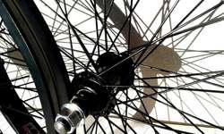 Rueda Extreme Rod 20 Bmx Freestyle 48a Piñón 14t Eje 14mm