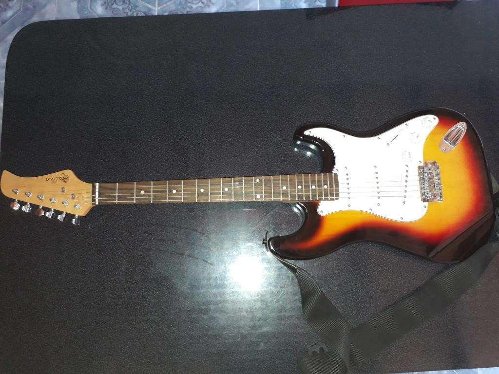 Guitarra Eléctrica Hallen