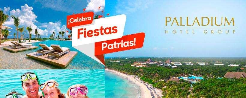 Fiestas Patrias oferta de viajes / Agencia de viaje en Lima Perú