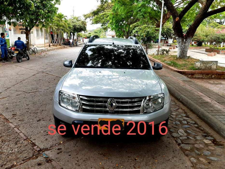 Renault Duster 2016 - 46044 km