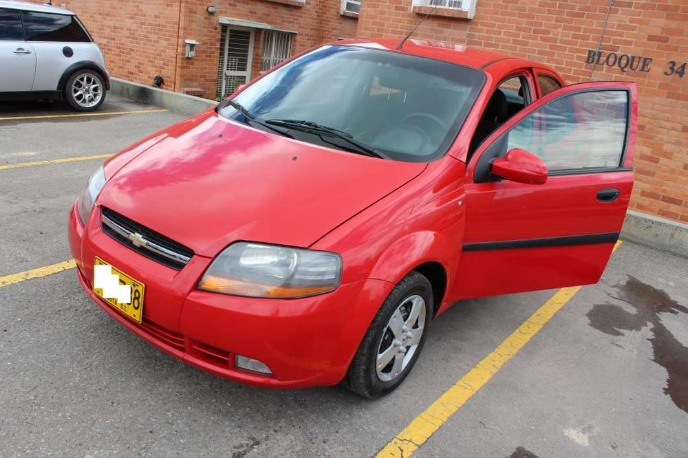 Chevrolet Aveo 2008 - 76400 km