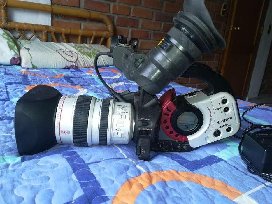Filmadora Canon Xl 1 Mini Dvd