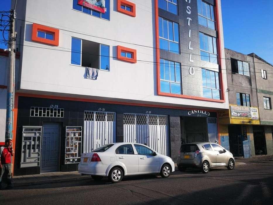 Apartamento para venta en el Barrio Girardot. Bucaramanga