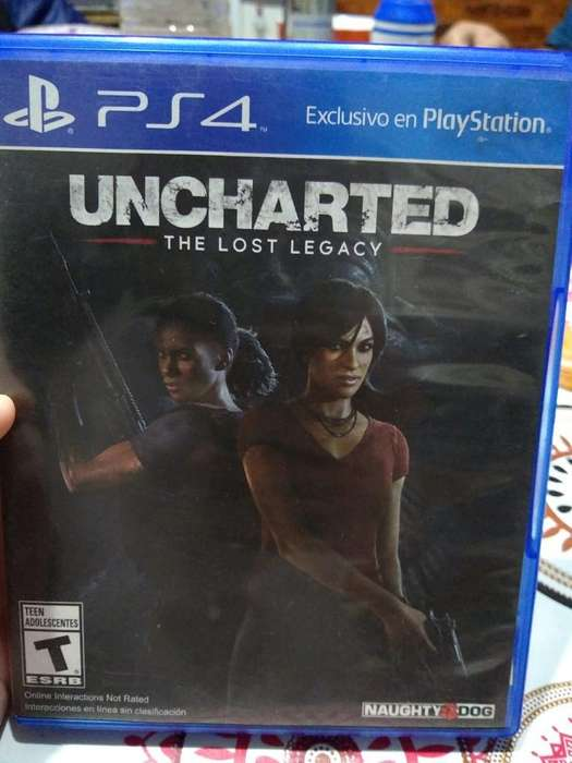 Uncharted Ps4 Impecable